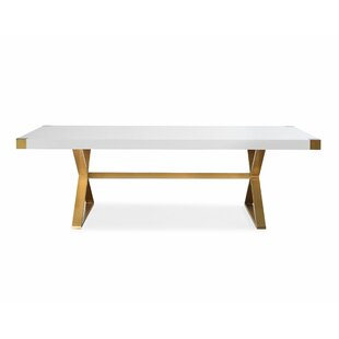 Guide to buy Alverez Dining Table ByEverly Quinn