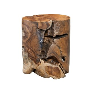 Warne End Table by Union Rustic