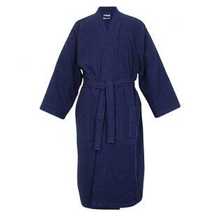 Kimono 100% Cotton Waffle Bathrobe 165f52eae