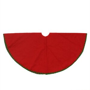 christmas tree skirts youll love wayfair - Small Christmas Tree Skirts