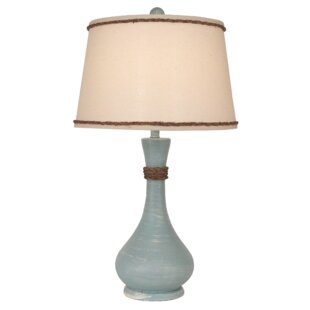Jahn Genie Bottle with Rope 28 Table Lamp