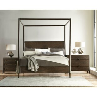 Online Reviews Hanks Canopy Bed by Gracie Oaks Reviews (2019) & Buyer's Guide