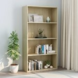 Andranae Standard Bookcase by Latitude Run®