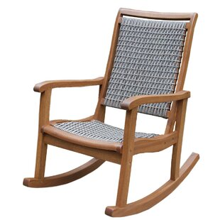 Willis Rocking Chair By Sol 72 Outdoor