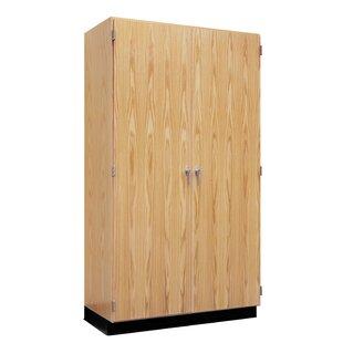 Hinged 2 Door Storage Cabinet ..