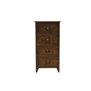 Brecht 4 Drawer Chest by Foundry Select