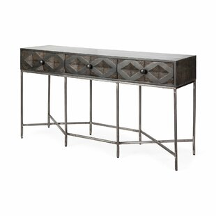 Balsamo Console Table by Bloomsbury Market