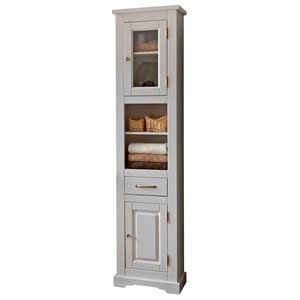 Delightful Reinga 45 X 190 Cm Free Standing Tall Bathroom Cabinet Photo Gallery
