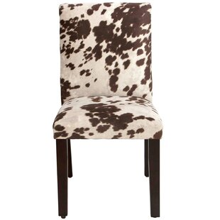 Compare & Buy Bodgers Parsons Upholstered Chair By Trent Austin Design