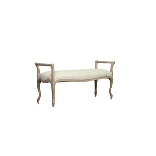 Koa Upholstered Bench