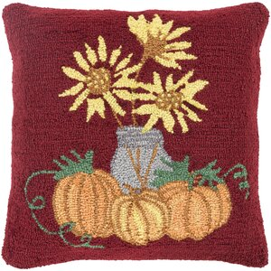 Allentown Sunflowers Pillow Cover