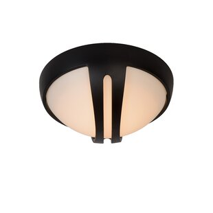 Yazoo LED Outdoor Flush Mount By Lucide