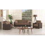 Aimon Full 86 Tight Back Convertible Sofa by Orren Ellis