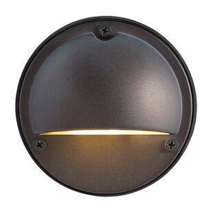 Eurofase 3-Light LED Deck, Step, or Rail Light