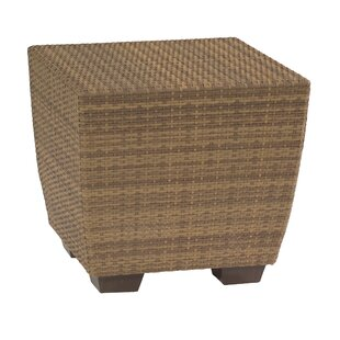 Saddleback Wicker Rattan Table