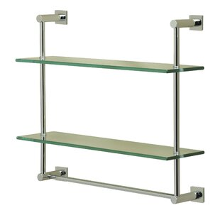 Valsan Essentials/Braga 2 Tier Wall Shelf