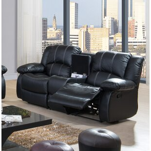 Le Reclining Loveseat by Red B..