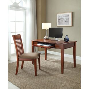 Fordham Writing Desk And Chair Set by Winston Porter Best Choices