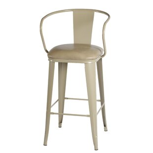 Coso 42 Bar Stool Ebern Designs