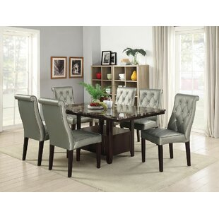 Montanez 7 Piece Dining Set ByDarby Home Co
