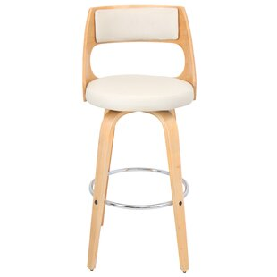 Adelyn 30 Swivel Bar Stool by Wade Logan