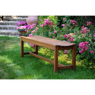 Tovar Wooden Picnic Bench