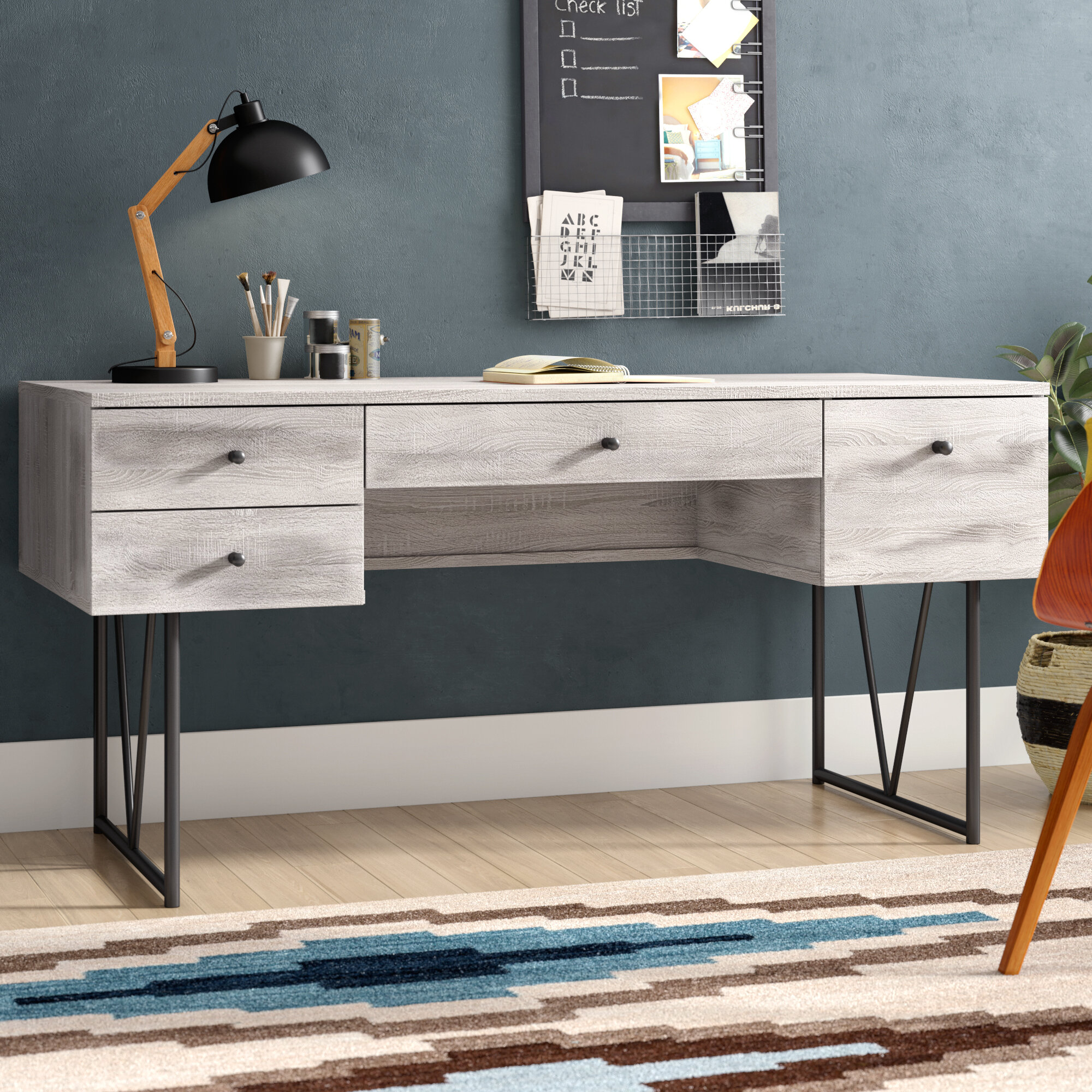 Gray Desks You Ll Love In 2020