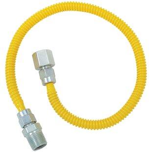 Gas Dryer and Water Heater Flex-Line Range Universal Installation Kit