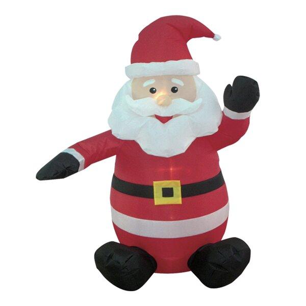 Superior Santa Outdoor Decorations