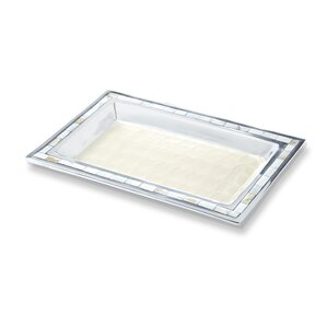 classic 12 vanity bathroom accessory tray - Bathroom Accessories Vanity Tray