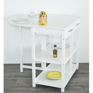 Penelope Kitchen Island By August Grove