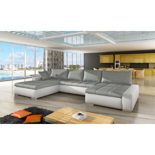 Warnock Reversible Sleeper Sectional