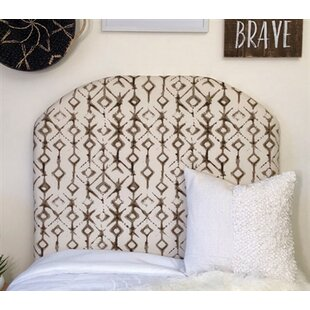 Honore Twin/Twin XL UpholsteredPanel Headboard by Zoomie Kids