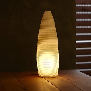 Paper Cone Moon 9.25 Table Lamp