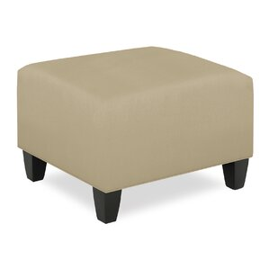 City Spaces Upholstered Club Ottoman by Tory..