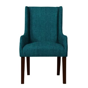 Larrabee Upholstered Arm Chair by Red Bar..