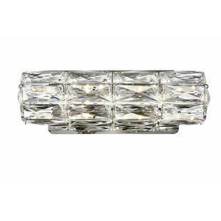Ultan LED Vanity Light By Everly Quinn