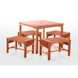 5 Piece Dining Set by Beachcrest Home