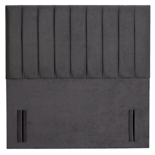 Elyse Floor Standing Upholstered Headboard By Mercury Row