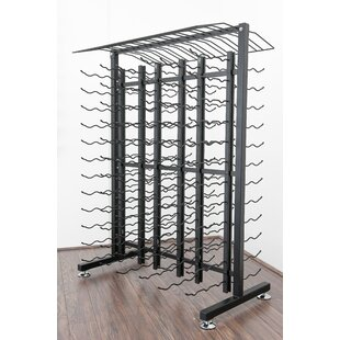 VintageView IDR Series 234 Bottle Floor Wine Rack