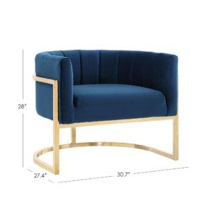 Genial Estevao Barrel Chair