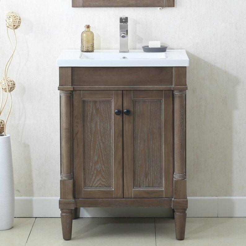 Default NameLegion Furniture 24 Single Bathroom Vanity Set Reviews Wayfair