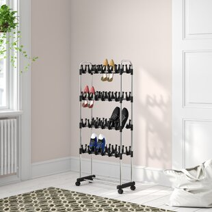 48 Pair Shoe Rack By Symple Stuff