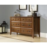 Bopp 6 Drawer Double Dresser by Gracie Oaks
