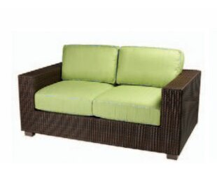 Woodard Montecito Loveseat with Cushions