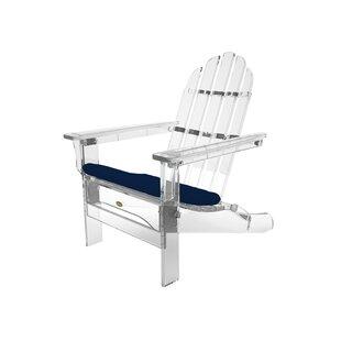 Trex Outdoor Trex Indoor/Outdoor Sunbrella Adirondack Chair Cushion