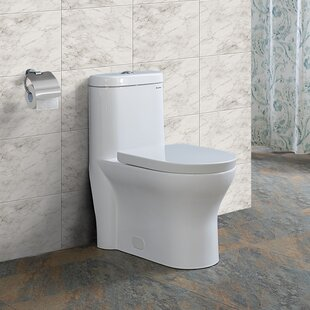 Swiss Madison Monaco® Dual-Flush Elongated One-Piece Toilet (Seat Included)