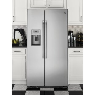 Profile Series 21.9 cu. ft. Counter Depth Side By Side Refrigerator