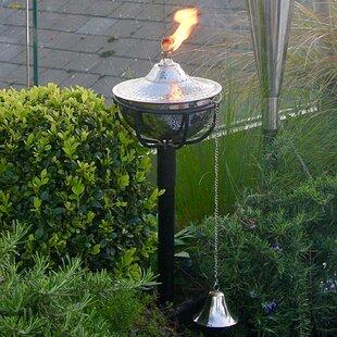 Pestre Garden Torch By Bloomsbury Market