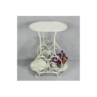 Brise Iron Bistro Table By Fleur De Lis Living